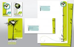 Marion Wieczorek Corporate Design Gartenbetrieb